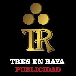 TRES EN RAYA PUBLICIDAD