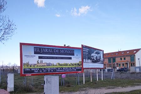 Publicidad Exterior El Jaral de Monico